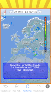 Meteo Sat Screenshot
