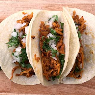 Vegan Sweet Potato Street Tacos (vegan, gluten-free, food allergy friendly)