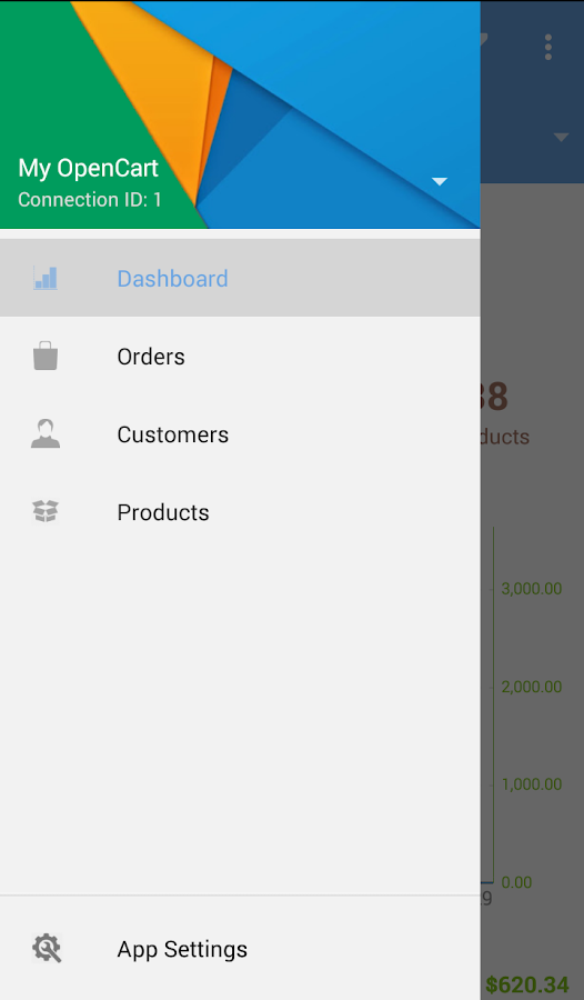 OpenCart Mobile Assistant- screenshot