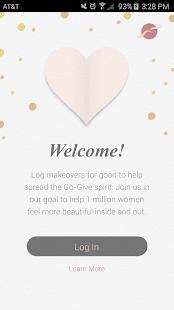Mary Kay Pink Changing Lives screenshot