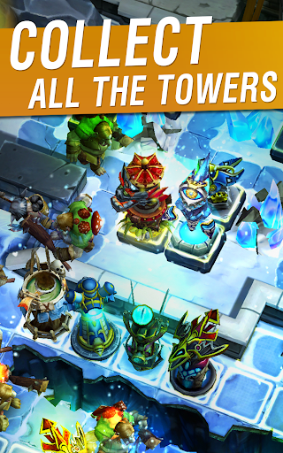 Defenders 2: Tower Defense Strategy Game screenshots 6