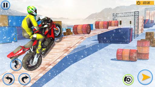 Bike Stunt 3d Race Master - Free Bike Racing Game  screenshots 4