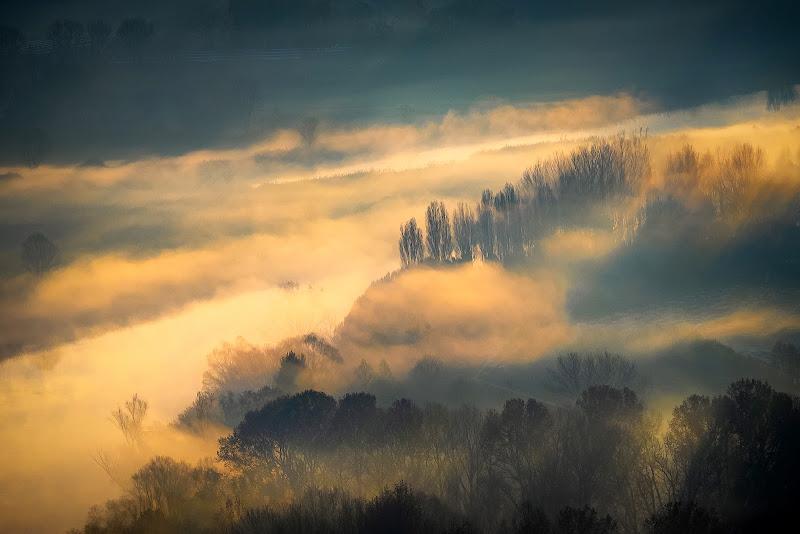 tra luce e nebbie di nuvolina62