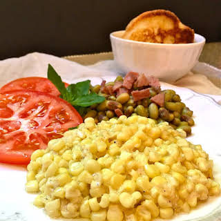 Southern Creamed Corn.