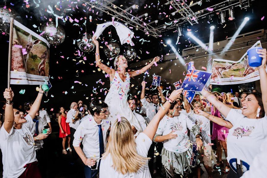 Wedding photographer Rodrigo Borthagaray (rodribm). Photo of 25.03.2019