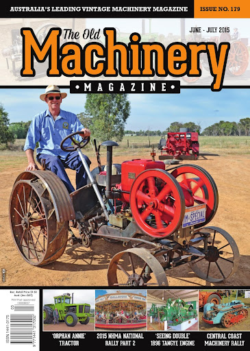 Old Machinery Magazine