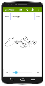 Signature Maker Real screenshot 5