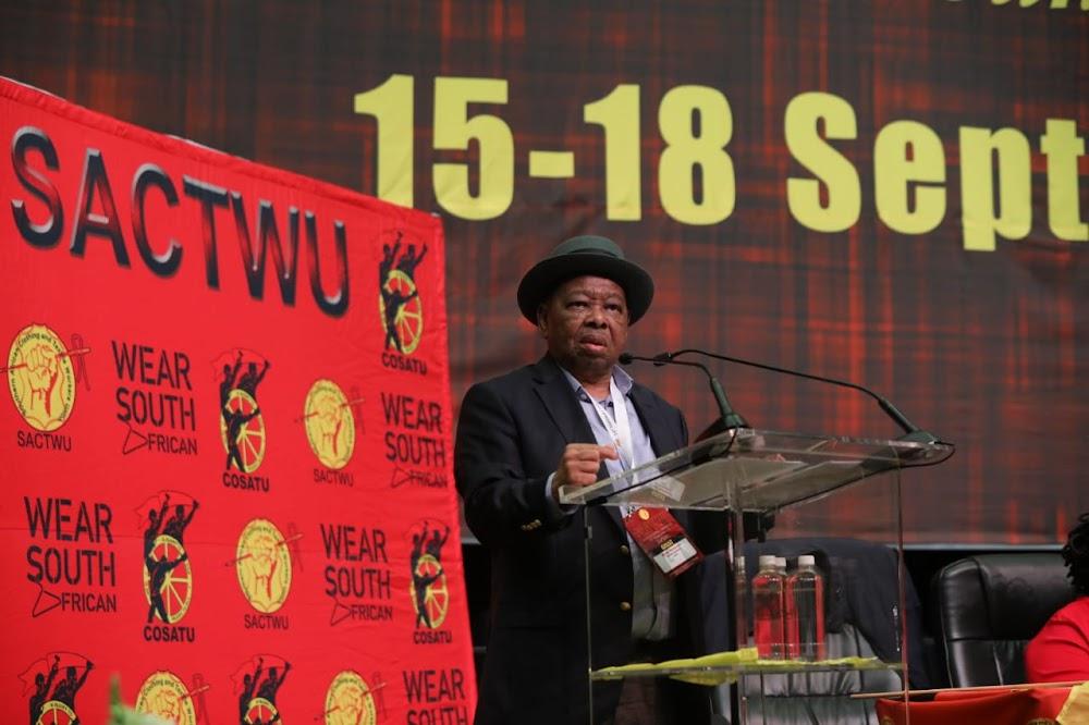 IN KWOTASIES | Blade Nzimande oor leiers in Afrika, xenofobie en vrouedoder - TimesLIVE