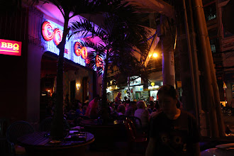 Photo: Year 2 Day 27 - Another Popular Bar in Saigon