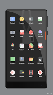 M A M B O Icon Pack Screenshot