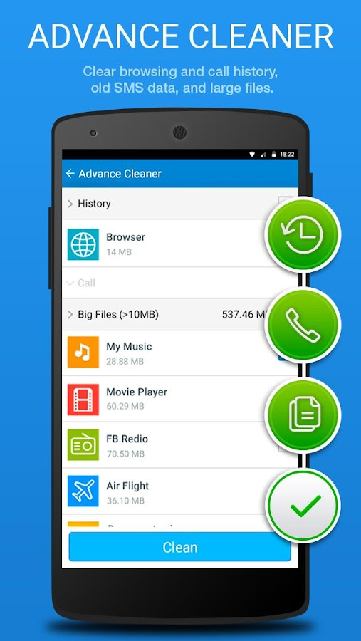 Speed Booster - Junk Cleaner, Phone Booster & More- screenshot