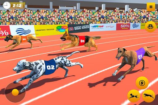 Dog Race Sim 2019: Dog Racing Games filehippodl screenshot 6