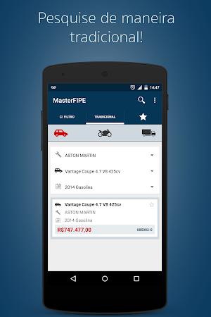 Tabela FIPE - Preço de Veículo 1.11.2 screenshot 642234