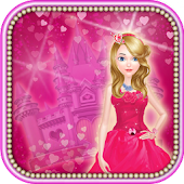 Cute Princess Girls DressUp