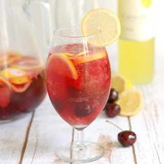 Pink Lemonade Sangria Recipe