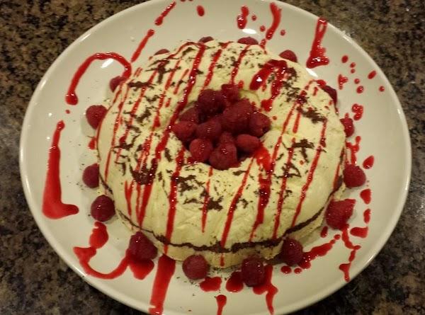 Mascarpone Semifreddo With Raspberry Sauce Recipe
