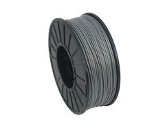 Silver PRO Series ABS Filament - 3.00mm (1kg)