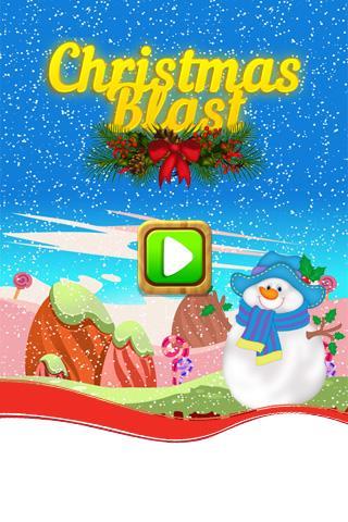Christmas Fruit Candy Blast 2