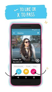 TrulyMadly - Dating For Singles In India Screenshot