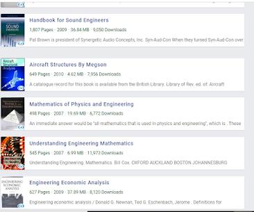 Engineering Books 2