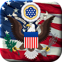 American Flag Live Wallpaper icon