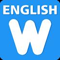English words icon