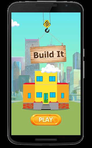 Télécharger gratuit Build It - Tower Builder Game Free APK MOD 1