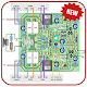 Amplifier Circuit Board for PC-Windows 7,8,10 and Mac