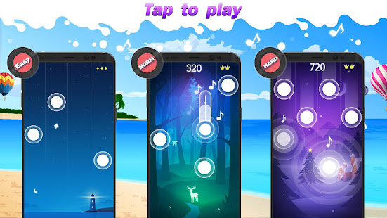 Game Magic Piano Tiles 2018 - Music Game APK for Windows Phone
