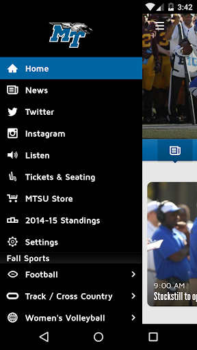 Middle Tennessee Blue Raiders|玩運動App免費|玩APPs