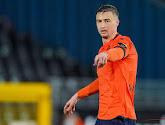 Matej Mitrovic kan eindelijk weer pijnvrij voetballen