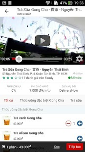 GongCha VN- screenshot thumbnail