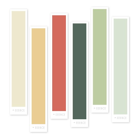 Color Columns - Instagram Post Template