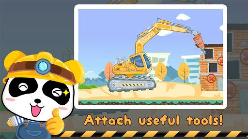 Heavy Machines - Free for kids  screenshots 3