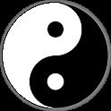 Yin-Yang 阴阳 rotating cube lwp icon