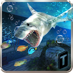 Angry Shark Revenge 3D Icon