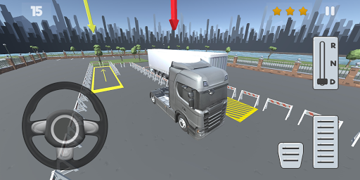 Télécharger gratuit Truck Parking Simulator 2020: City APK MOD 2