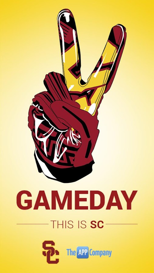USC Trojans Gameday- screenshot