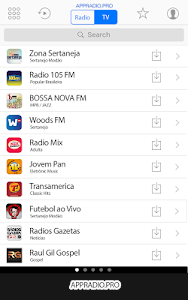 APPRADIO.PRO - BETA screenshot 1