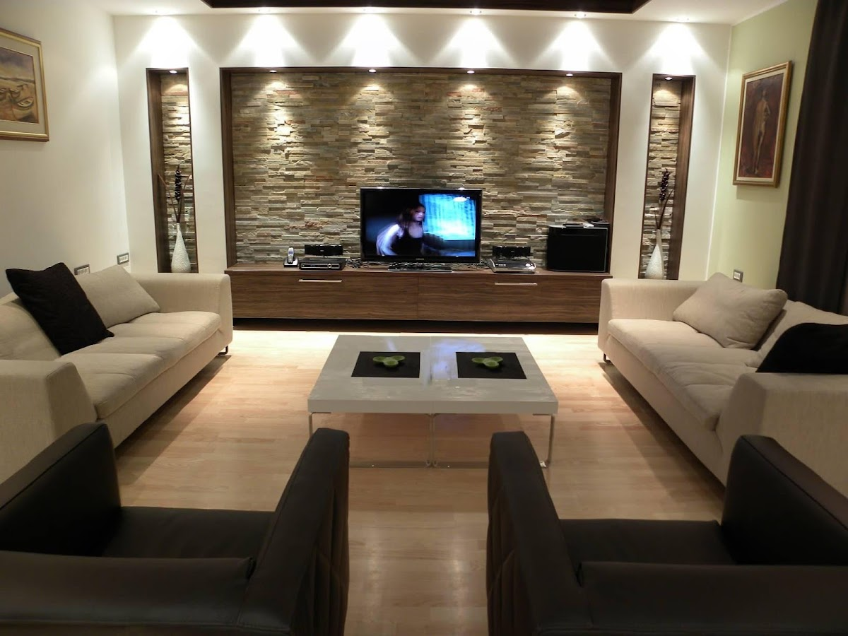 living room design ideas screenshot