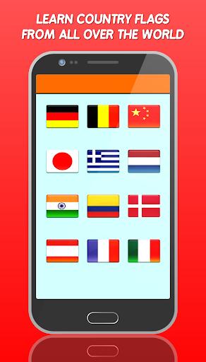 3in1 Quiz : Logo - Flag - Capital android2mod screenshots 17