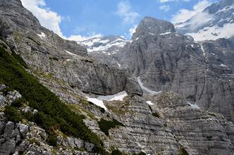 Photo: A my zmierzamy na te śnieżne pola u góry :)