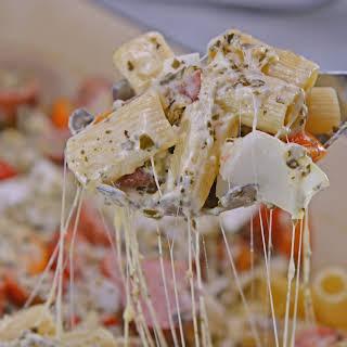Pesto Pasta Bake.