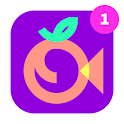 Peachat - Live Video Chat & Meet New People icon