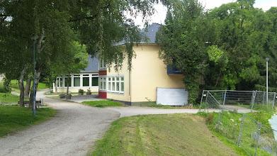 Photo: Kultopia - ehemaliges ,Jugendheim am Buschey', dessen Räume teilweise als Klassenzimmer des Fichte-Gymnasium dienten. Hier freuten wir uns auf die fast regelmäßige Verspätung der Lehrer!