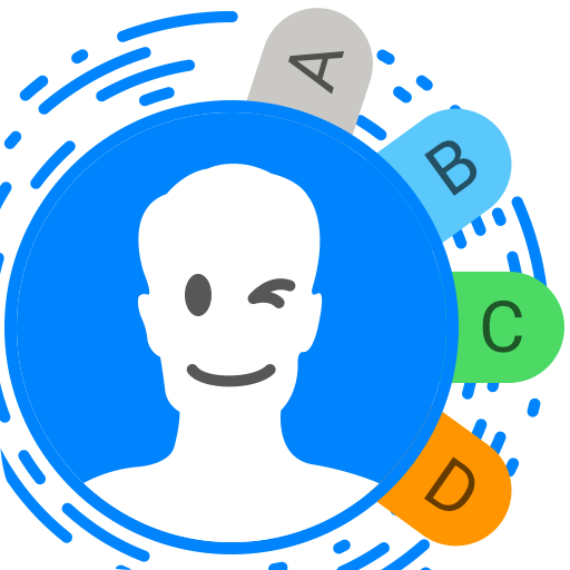 E2 Name - Emoji Contact Apps (apk) free download for Android/PC/Windows