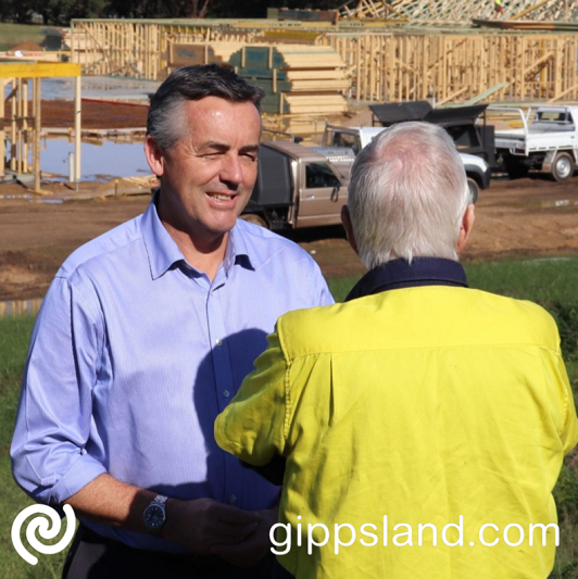 Federal Member for Gippsland Darren Chester said more Gippslanders would be able to achieve their dream of owning a home with the extension of the First Home Loan Deposit Scheme, the temporary New Home Guarantee program and the Family Home Guarantee