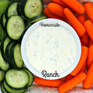 Homemade Ranch Dressing/Dip