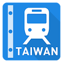 Taiwan Rail Map - Taipei icon