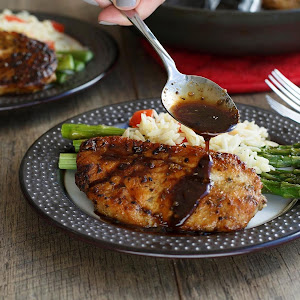 Balsamic Herb Chicken